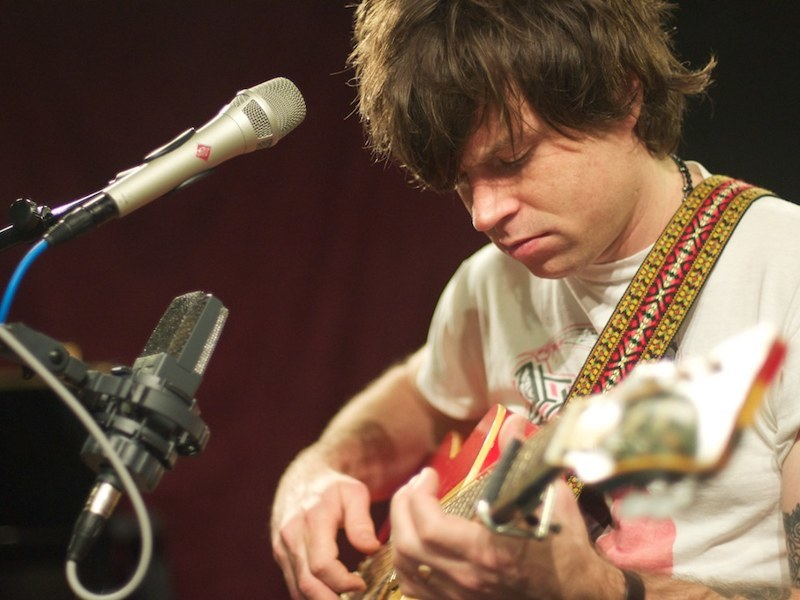 Ryan Adams' cover of Taylor Swift's '1989': a Twitter love-in