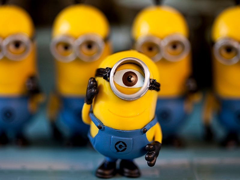 Minion mayhem in Dublin garners international attention