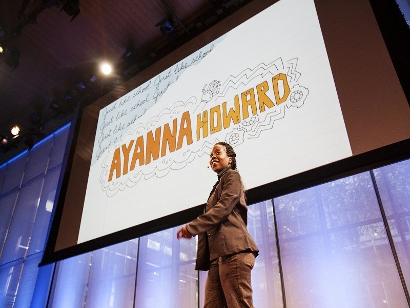Ayanna Howard: From the Bionic Woman to robots on Mars