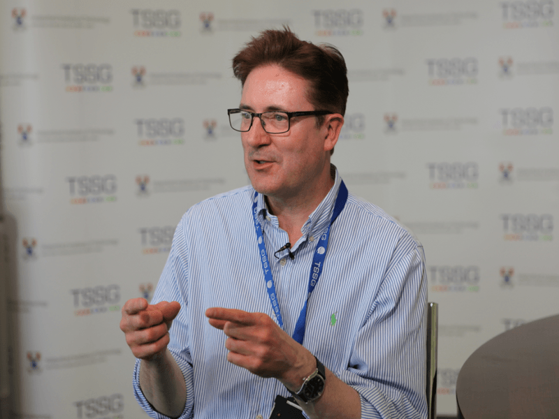Internet of things will require a new kind of tech graduate — Barry Downes, TSSG (video)