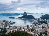 Amazingly beautiful 10K timelapse of Brazil (video)