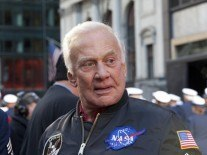 Now Buzz Aldrin wants to send humanity to Mars