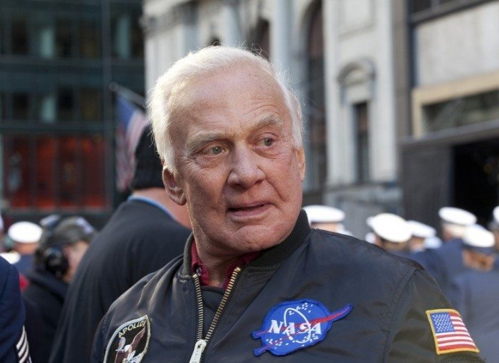 Buzz Aldrin Mars mission