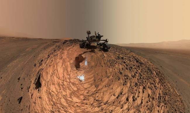 Curiosity Rover MIssion to Mars