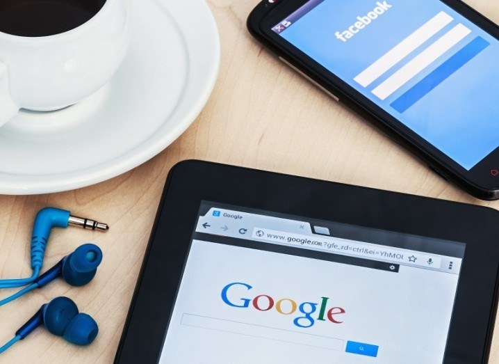 Facebook v Google