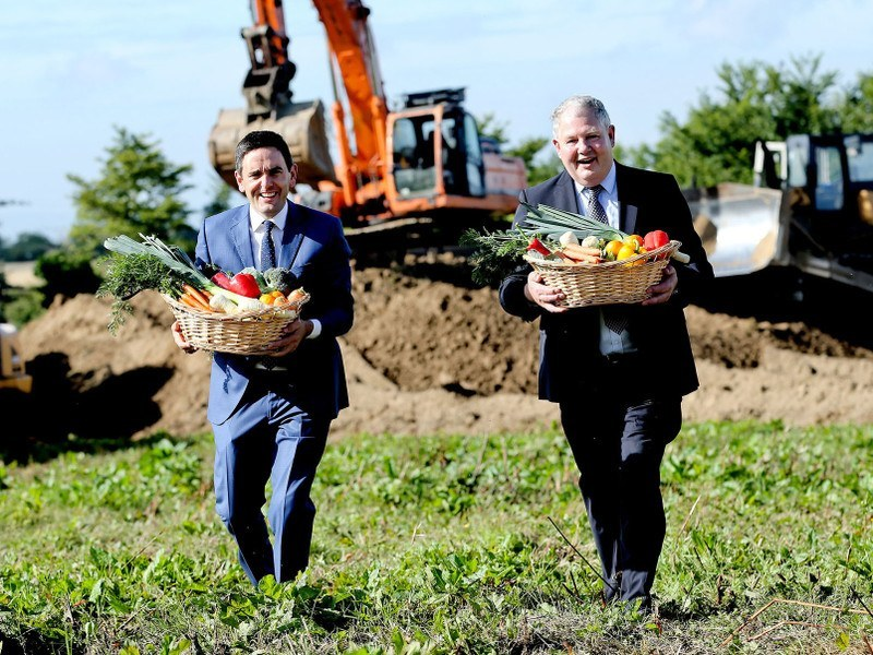 100 jobs at new Ballymaguire Foods plant in Lusk