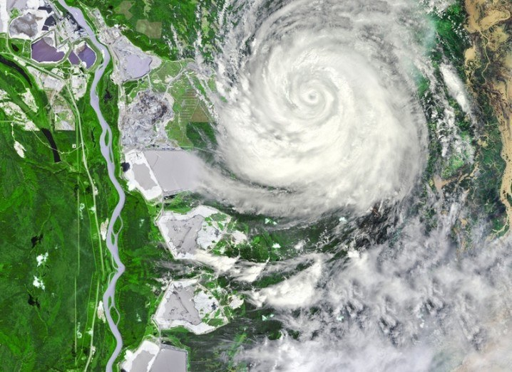 Hurricane and tornado advice on Google
