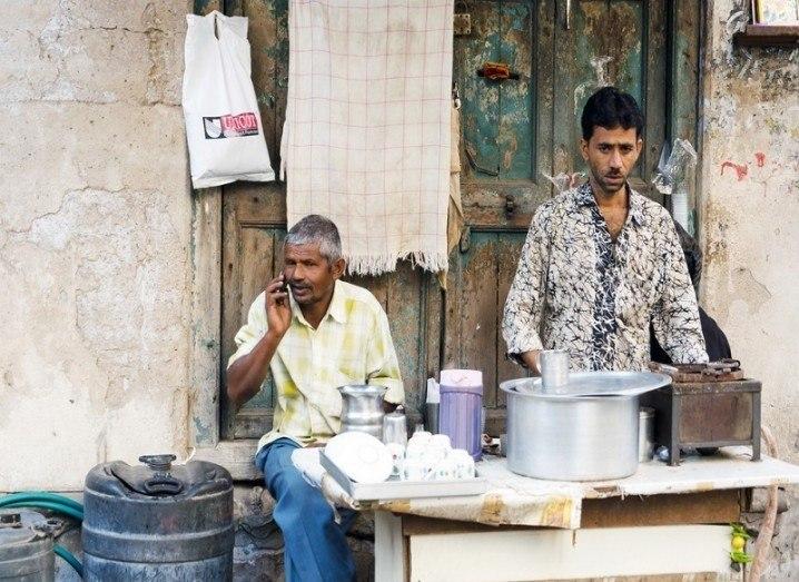 Mobile internet ban India