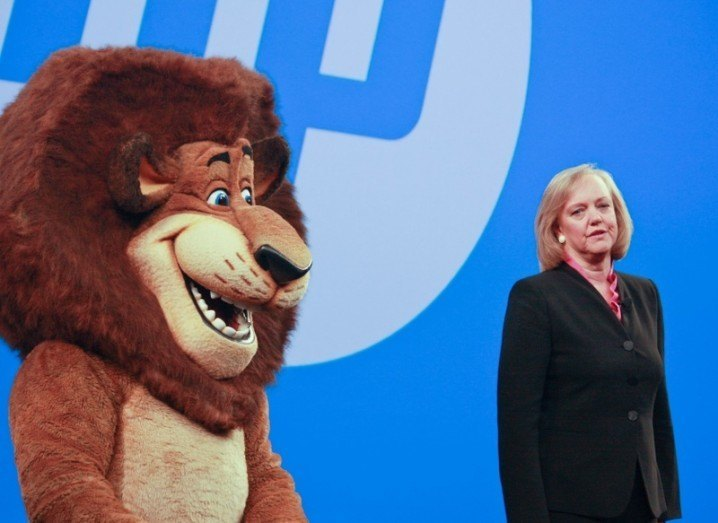 Meg Whitman HP results