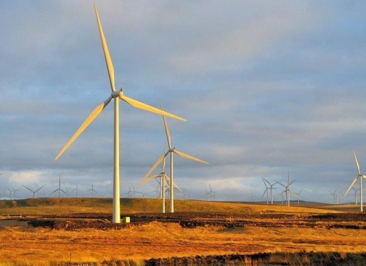 NTR wind farm