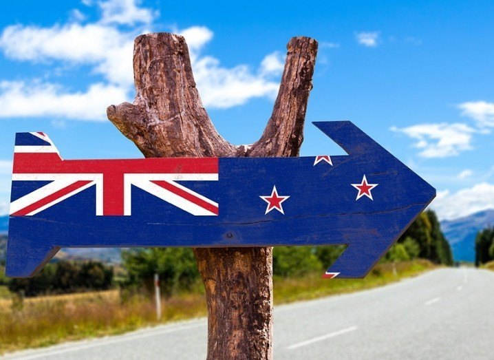 New New Zealand Flag