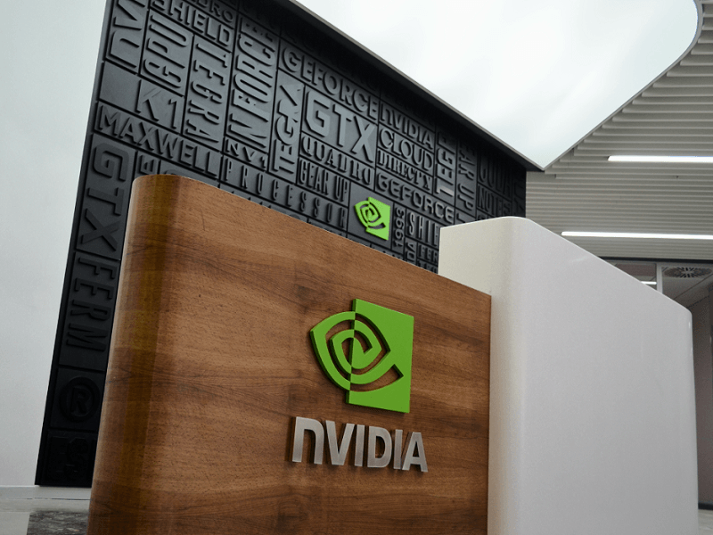 Nvidia financial results show PC gaming rise is keeping platform afloat