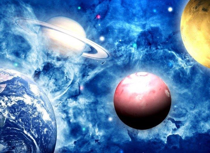 Planet names
