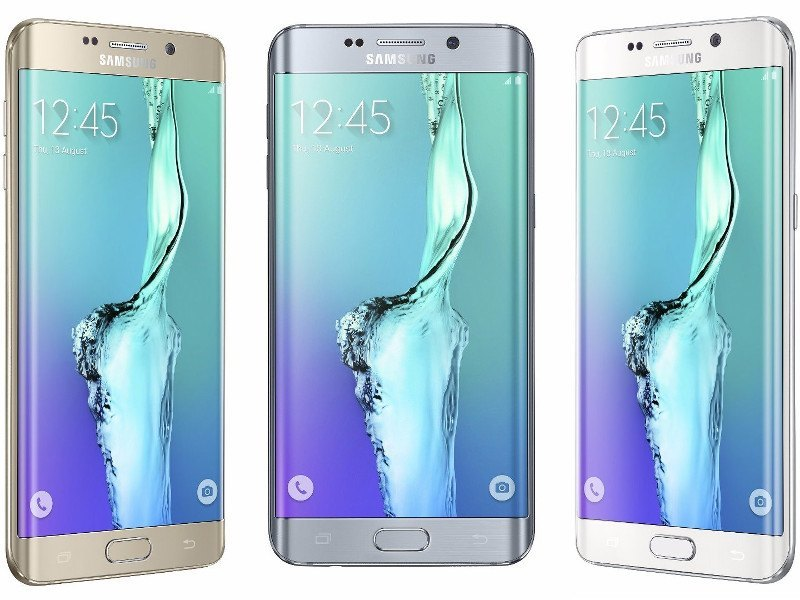 Samsung launches Galaxy S6 Edge+ and Note 5