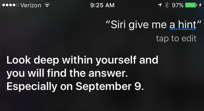 Sassy Siri Apple iPhone 6S