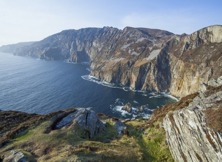 Scenic Ireland sights Donegal