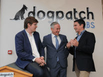 Google's Tech Hub in Dublin is a spark for the city's start-up ambitions
