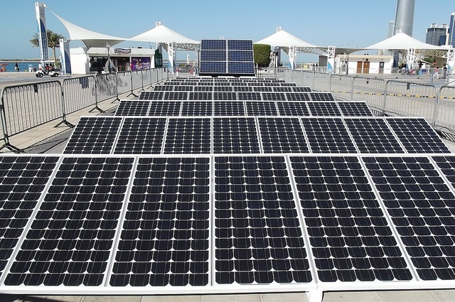 Solar energy payback time solar panels