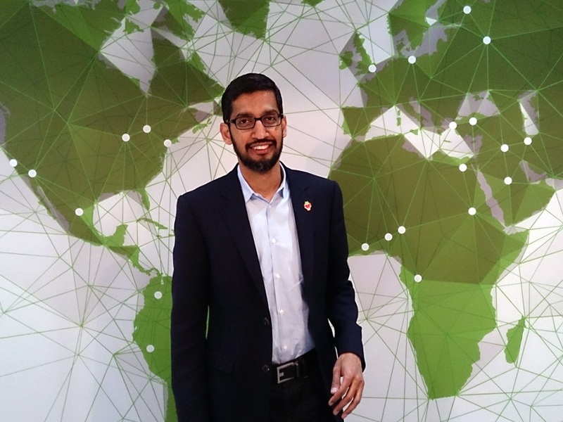 Google reorganises into Alphabet, names Sundar Pichai CEO of Google