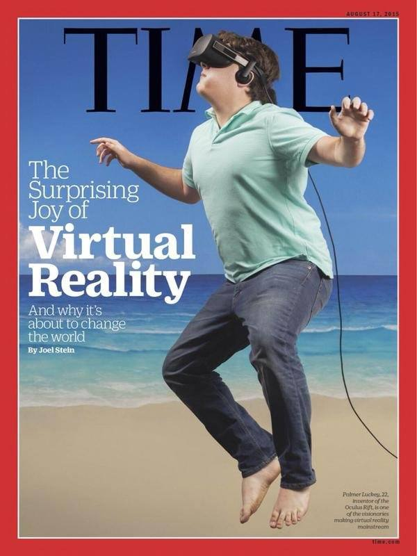 Time VR cover image
