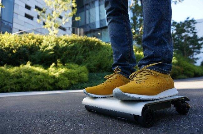 WalkCar by Cocoa Motors