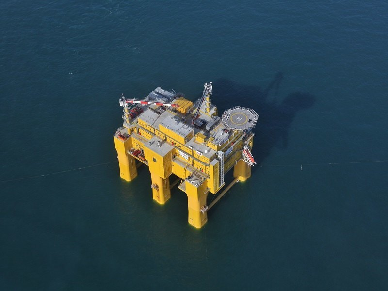 Come take a look at the world's largest offshore wind energy converter