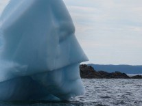 This Batman iceberg is a perfect case of pareidolia
