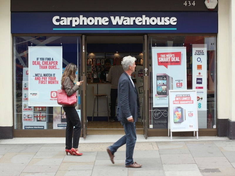 Carphone Warehouse cyberattack: details of 2.4m customers stolen by hackers