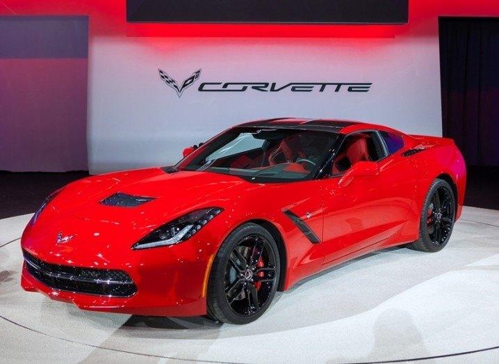 corvette-shutterstock