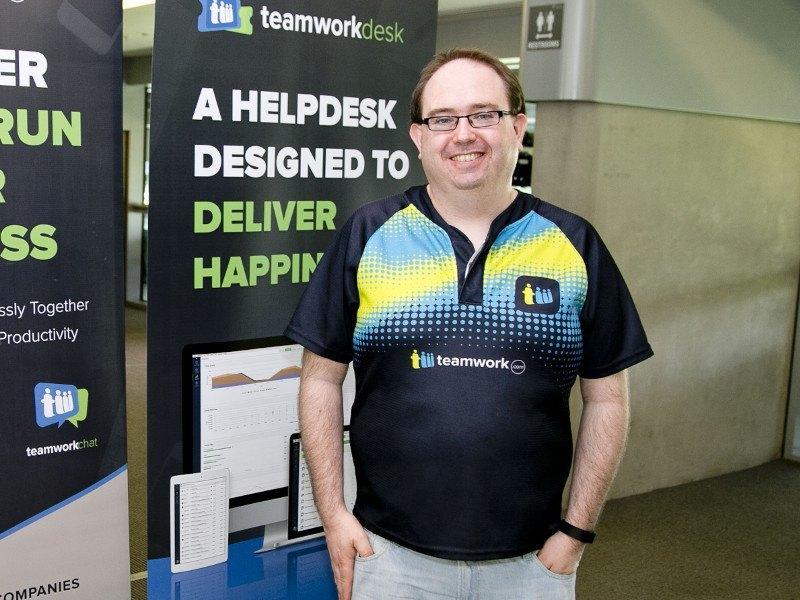 Start-up Advice: DC Cahalane from Teamwork.com