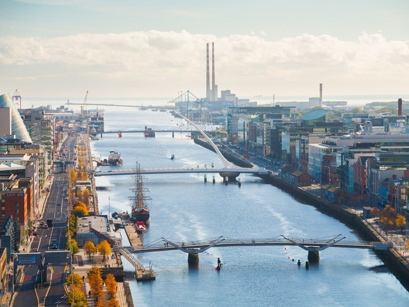 Google's new Dublin Tech Hub puts city on global start-up map