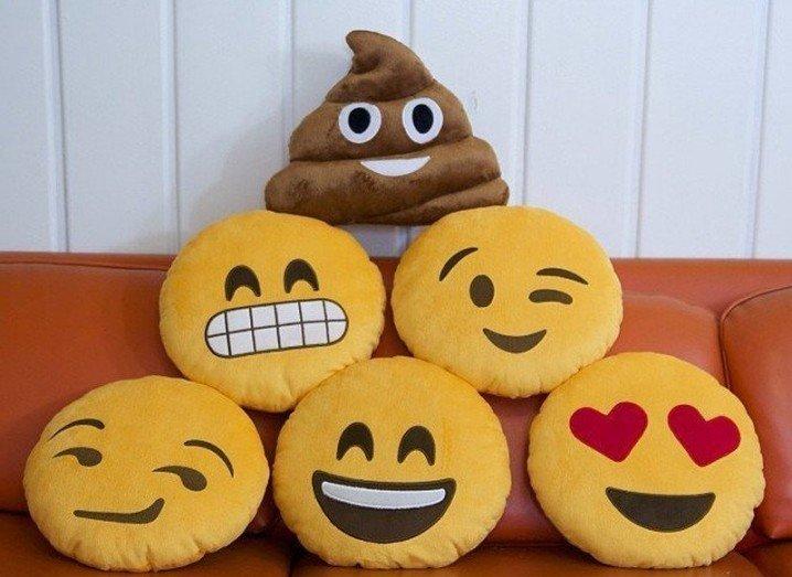 new Emoji cushions