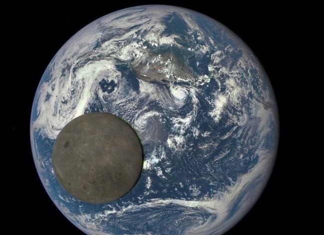 Epic moon