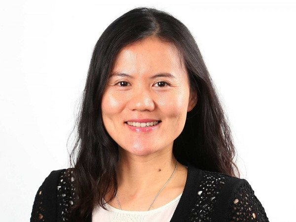 Lucy Peng, Ant Financial Services
