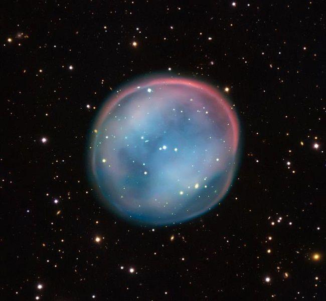 Ghost star ESO