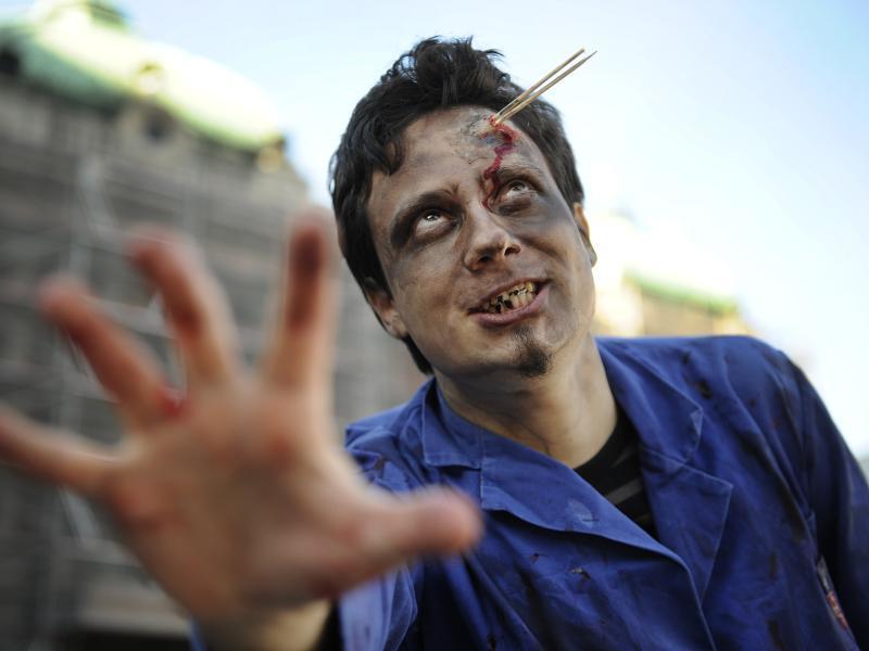 Zombie future awaits half IT healthcare start-ups, real soon