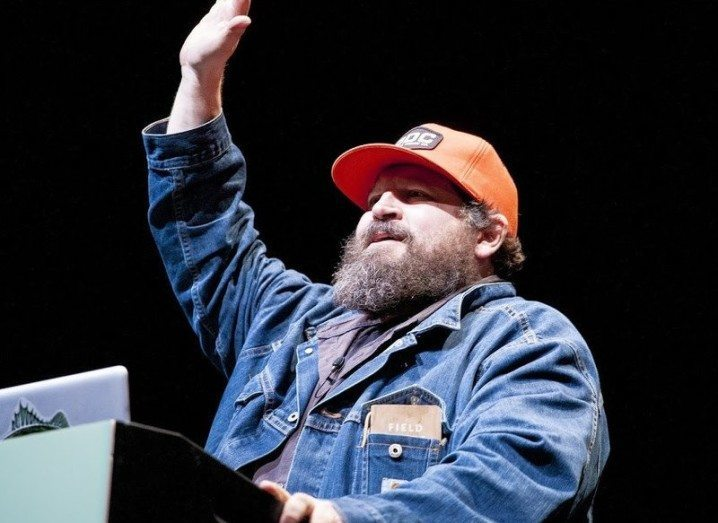 Aaron Draplin, founder of Draplin Design Co