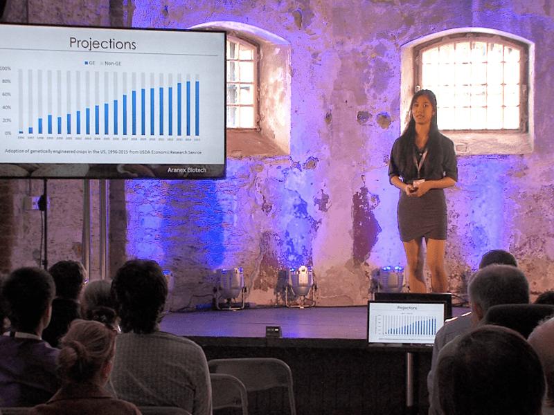 IndieBio start-ups shine a light on Cork's next industrial revolution (video)