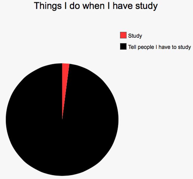 Leaving cert meme study plan