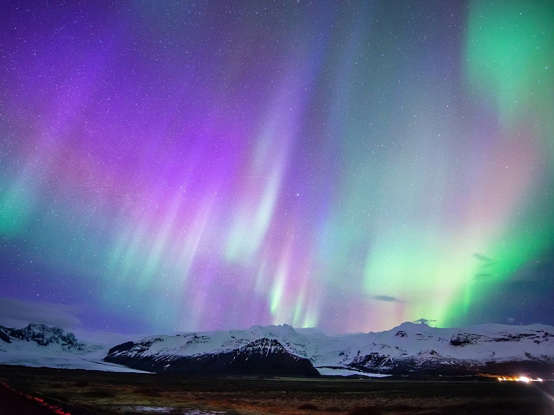 Northern Lights from space — and other stunning images from the ISS