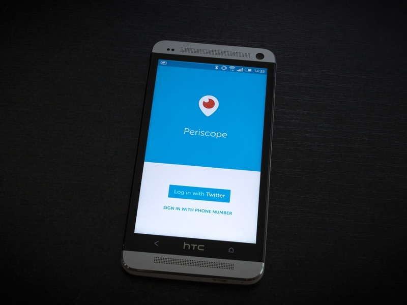 Twitter's Periscope surpasses 10m accounts, 2m daily users