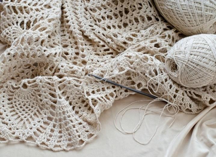 Etsy: crochet patterns and yarn