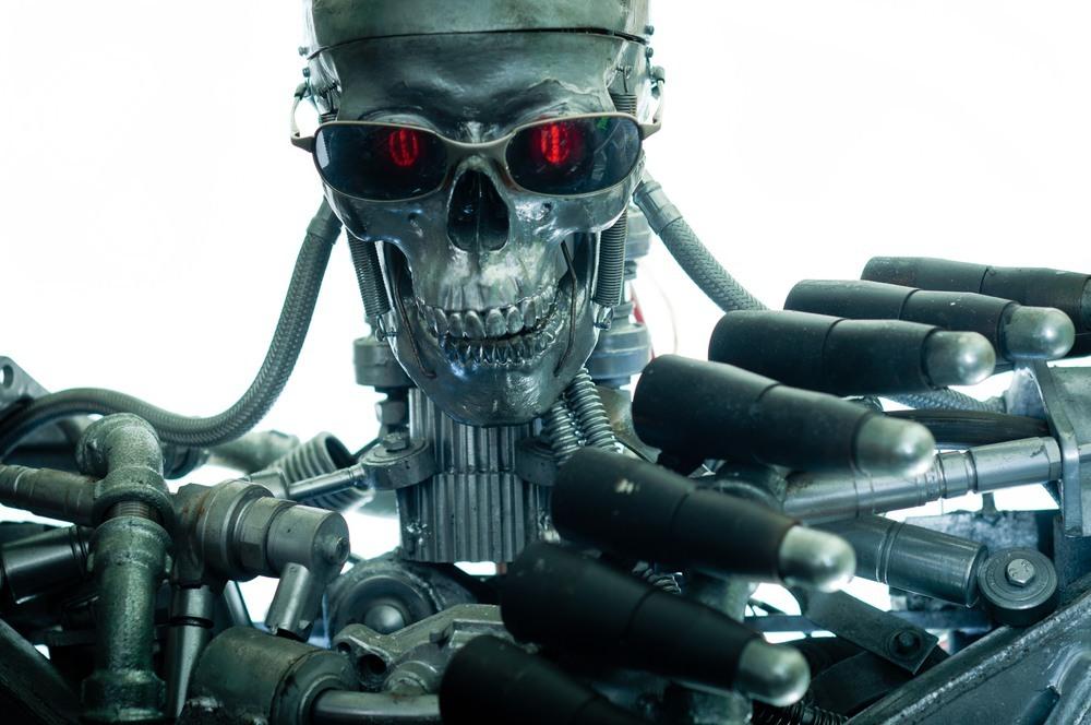 Google's sprinting Terminator-like robot is terrifying (video)