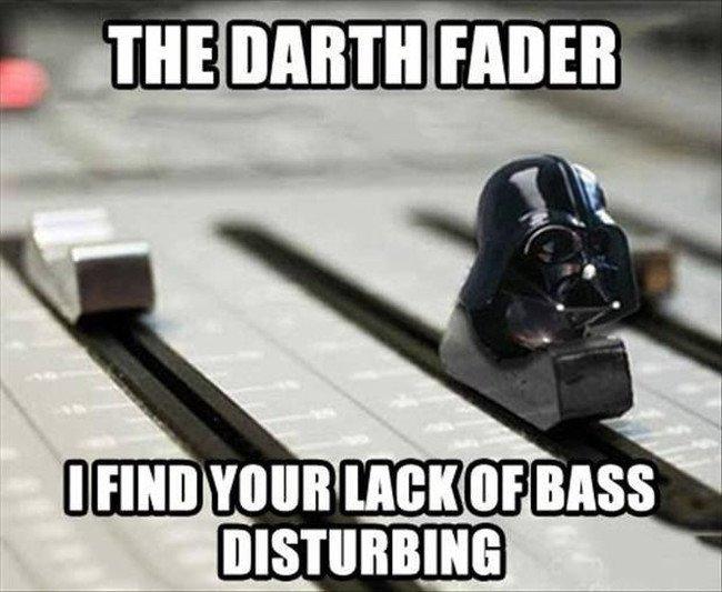 Sound engineer meme