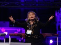 Prof Susan McKenna-Lawlor to name the Irish space project announced at Inspirefest 2015