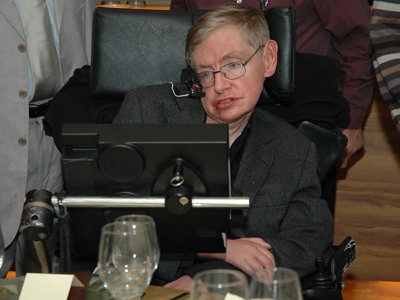Stephen Hawking's communications software now open source