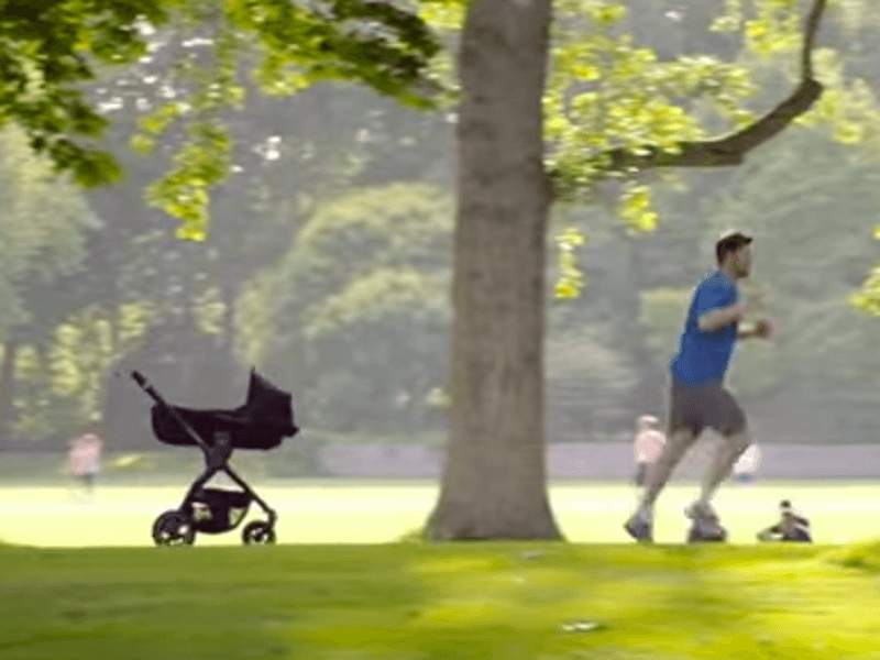 Volkswagen's internet of things stroller could become a thing (video)