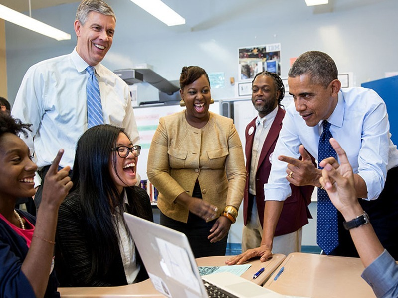 White House, tech giants and VCs push for greater diversity