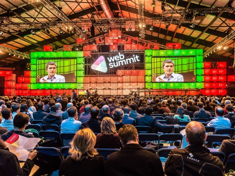 Web Summit announces free tickets for 7,000 students