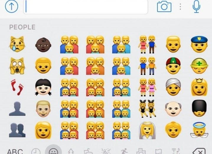Emoji Russia